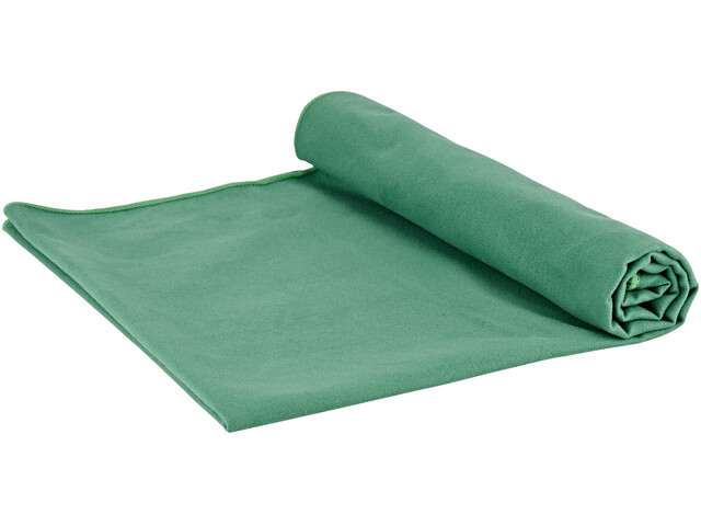 CAMPZ ,Ręcznik z mikrofibry, Ręcznik 40x80cm zielony